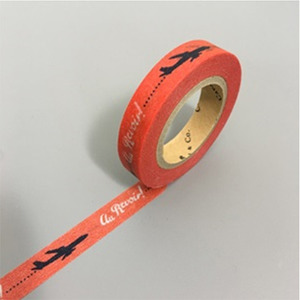 [Cavallini]Masking Tape - Red